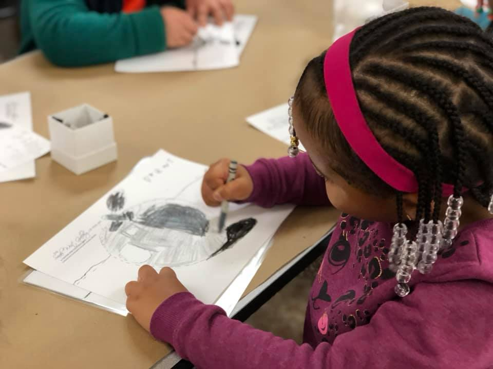 ART IN SCHOOLS | Seasonal Program The Sarah West Gallery of Fine Art, A Center for Cultural Arts