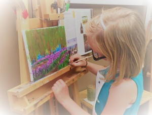 Young Artists Studio Classes