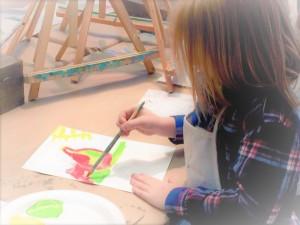 Little Artist I