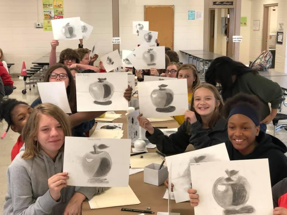art in schools- ssses