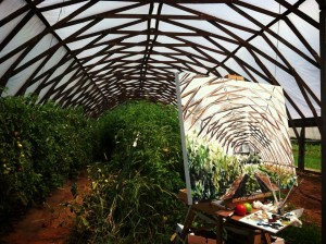 On Location at Elma C. Lomax Incubator Farm: Concord, NC