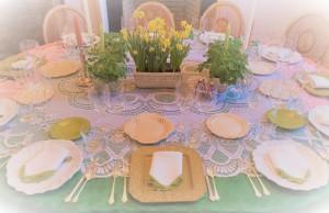 St Patricks Chef Robin White's Table