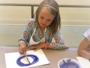 After School Art Classes at Wacoochee Elementary School