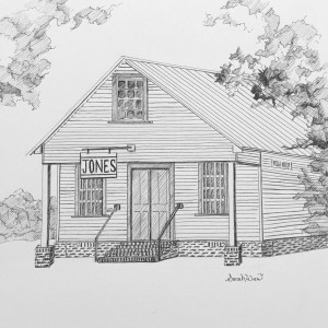 Historic Jones Store Museum (2018) Sarah West Smiths Station Historic Commission | City of Smiths Station