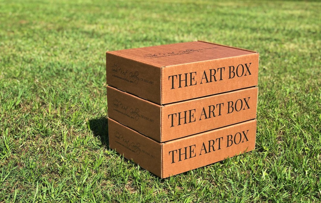 THE ART BOX The Sarah West Gallery of Fine Art A Center for Cultural Arts