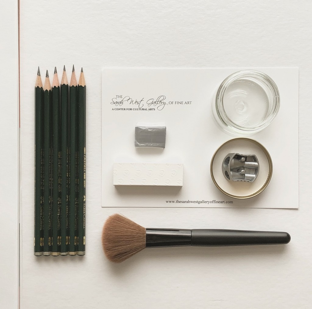 THE ART BOX | DRAWING EDITION The Sarah West Gallery of Fine Art, A Center for Cultural Arts